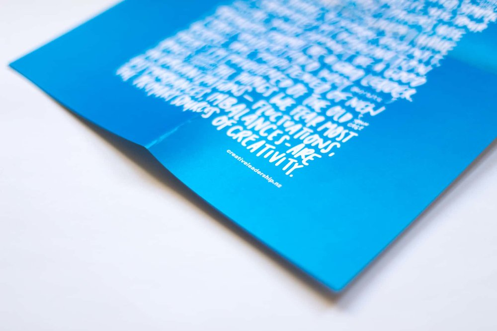 Creative Leadership NZ Collateral -