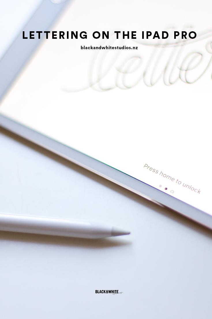 b&w-ipad-lettering-pinterest