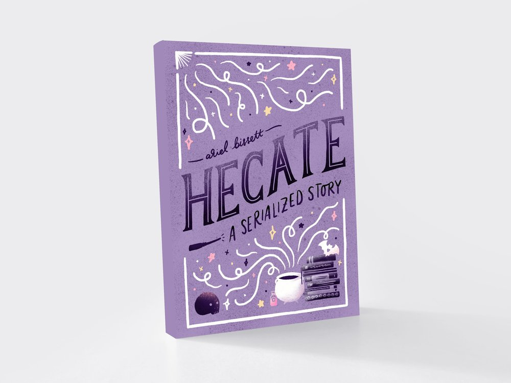 Hecate Book Cover
