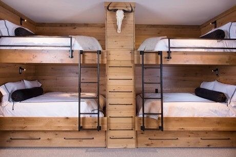 BUNKBEDS - If you're planning to have 8 kids with only 1 bedroom, these bunkbeds are the answers to your prayers 😂😂 #sleeps8 #doublestorydoublebeds