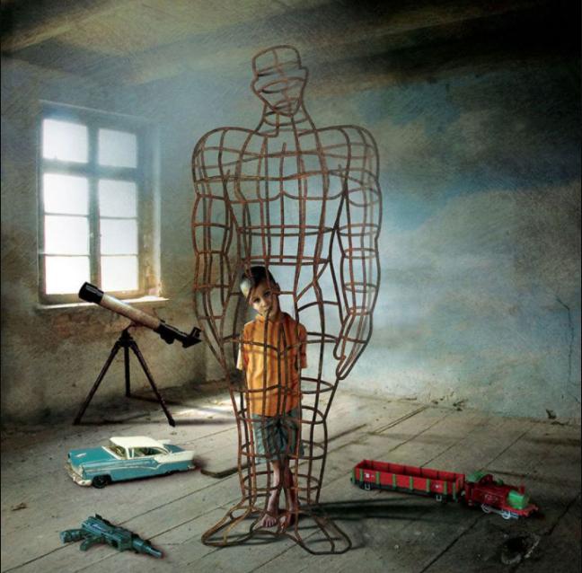 Artwork by Igor Morski