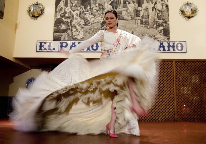 Photo courtesy Vanessa Morillo/El Patio Sevillano
