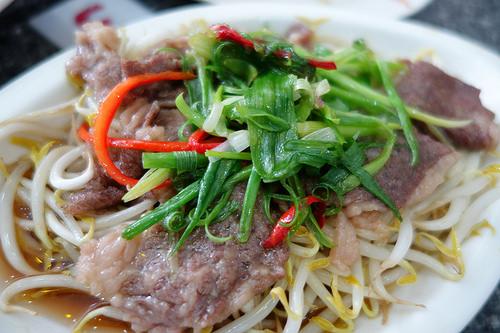 Zhen Zhou Dao Poached Beef
