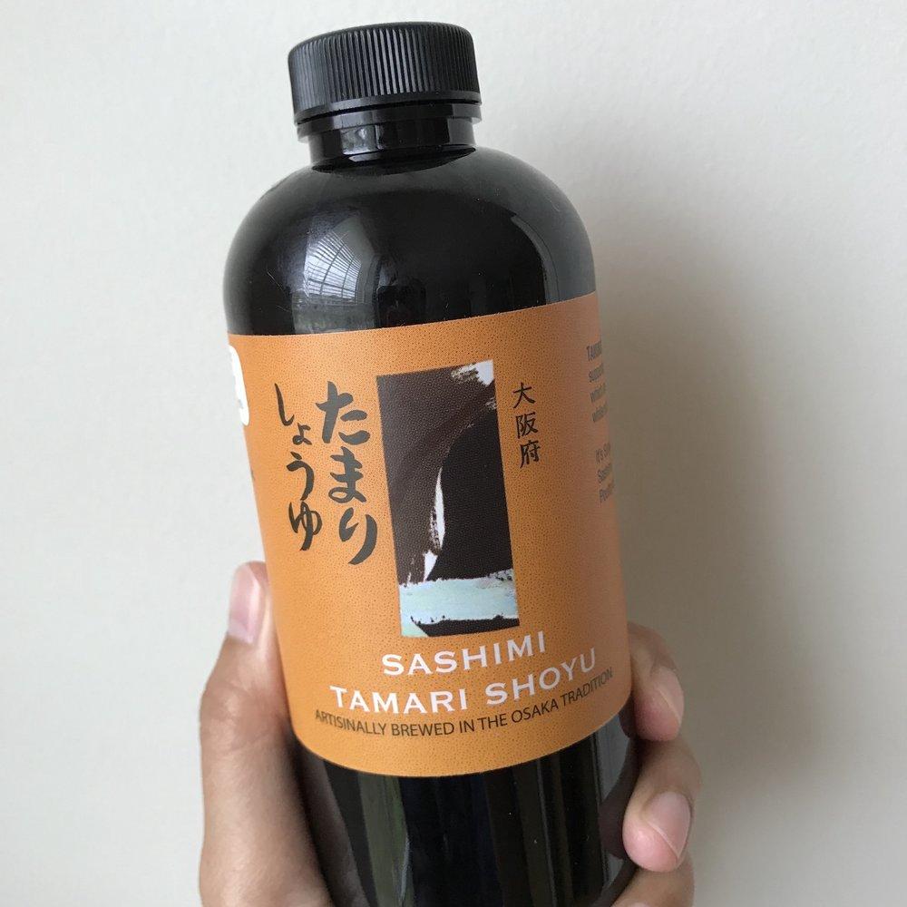 Takuko Sashimi Tamari Shoyu