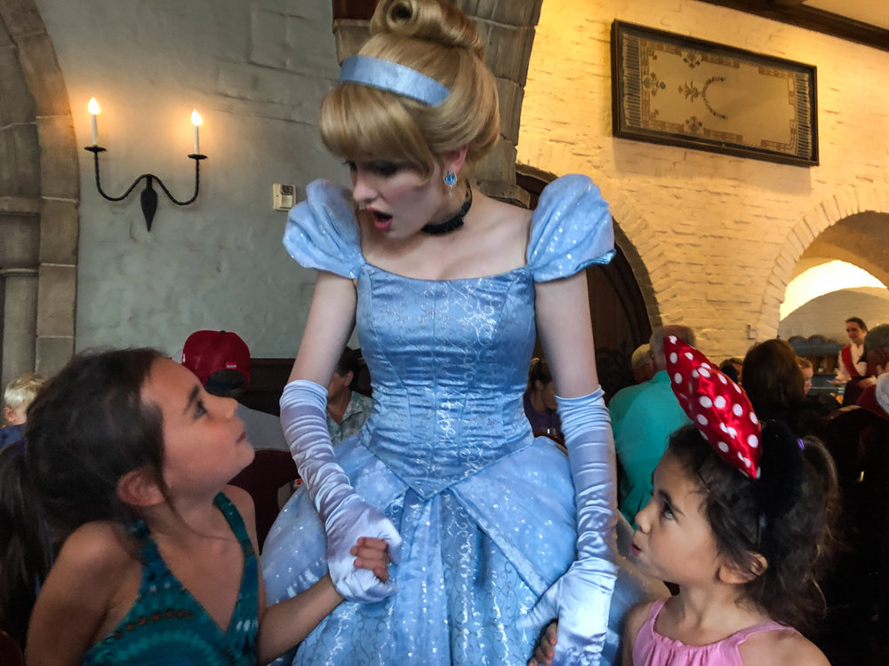 Though it was exciting to have a royal lunch with the princesses at the Akershus Royal Banquet Hall…