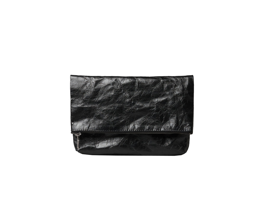 Folded clutch coal