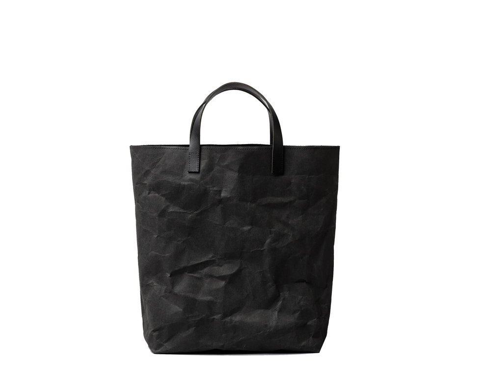 Shopper short handles black