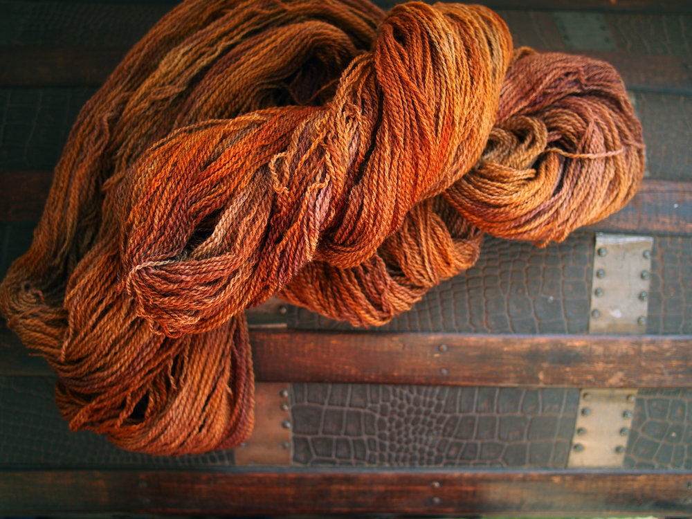BRITISH BFL BLENDED WITH MASHAM WOOL
