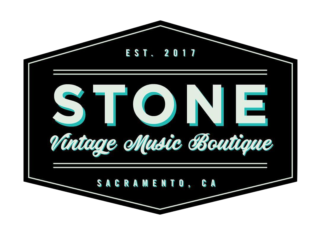 Stone Vintage Music Boutique
