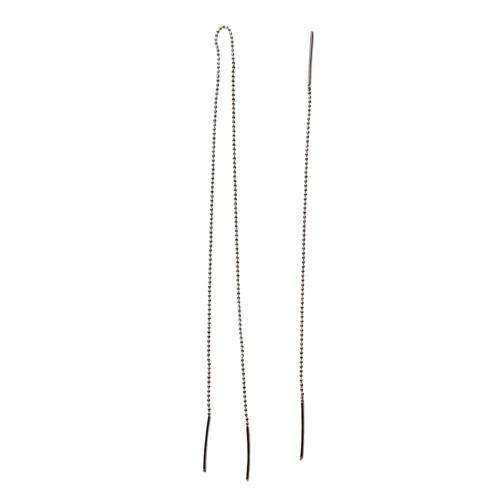 minimal threader earrings tara hutch designs