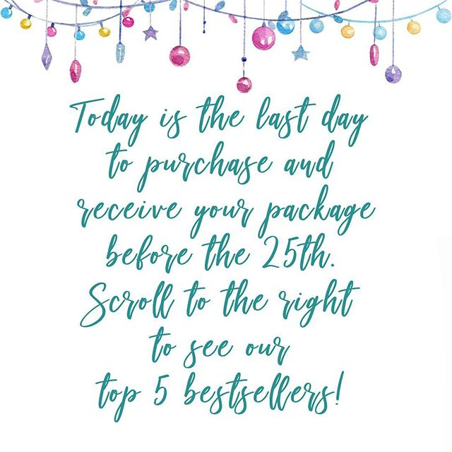 Our bestsellers list for last chance shoppers. Quick and easy! Today is the last day. #lastchance #holidaybestsellers #finejewelry #armyvet #mparmy #disabledveteran #amputee #vetrepreneur