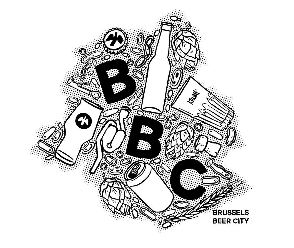 Brussels Beer City