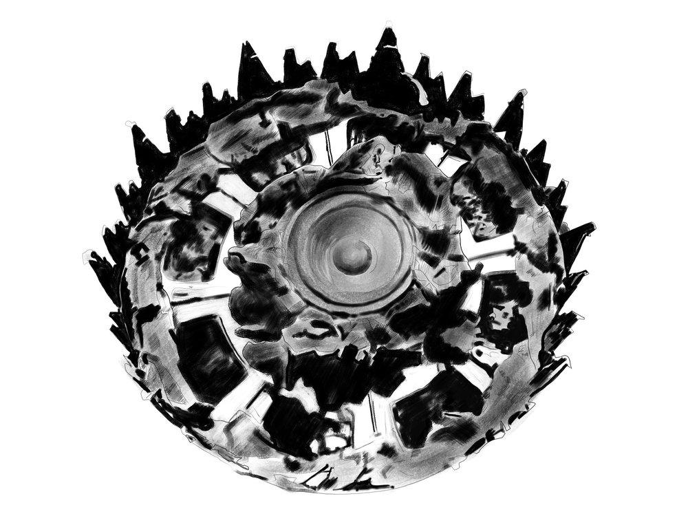 Swiss Turbine ,    drawing 3