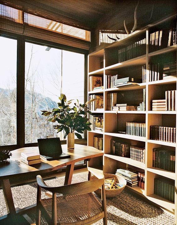 knjižni molj - poke studio - notranje oblikovanje