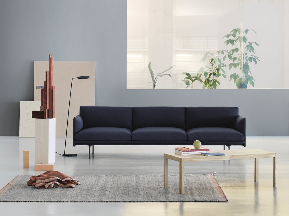 04. MUUTO - Outline, sofa