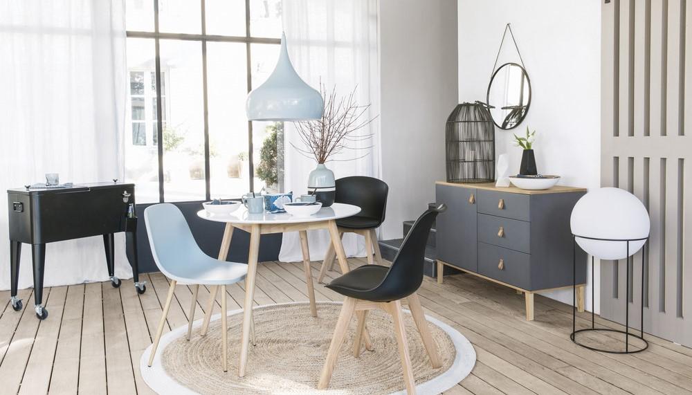 1.  MAISONS DU MONDE :  Fibule , chair