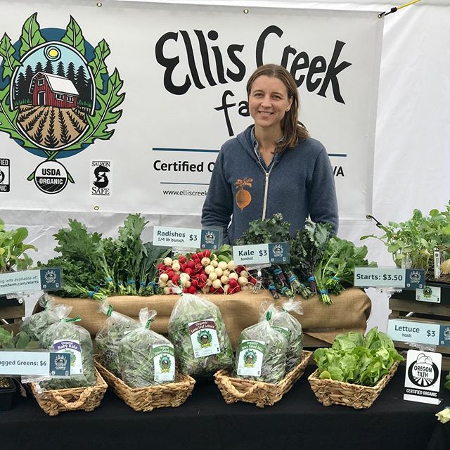 @elliscreekfarm is at Black Lake Nursery & Feed for their Annual Farmers' Market. Stop by for produce and fall starts!