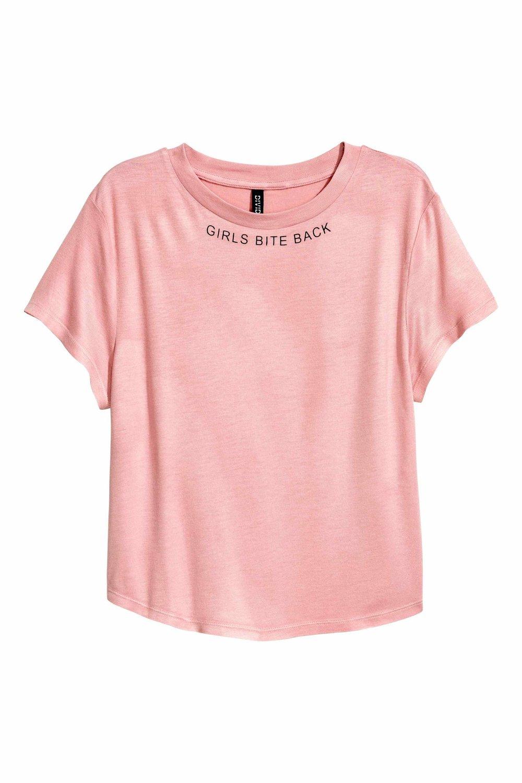Tshirt €9.99 H&M
