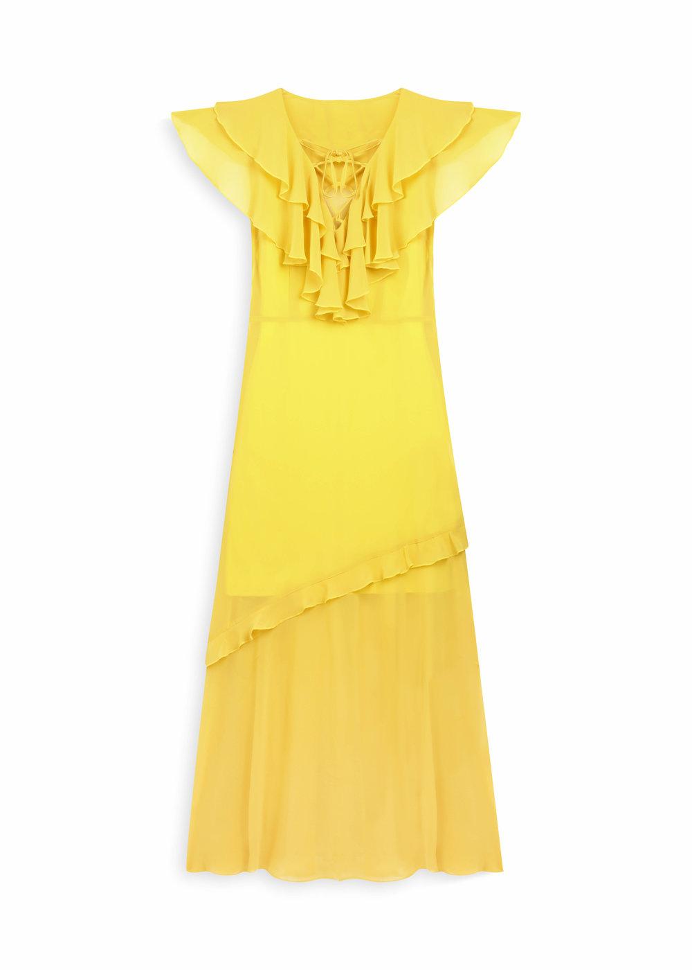 Yellow maxi, E22