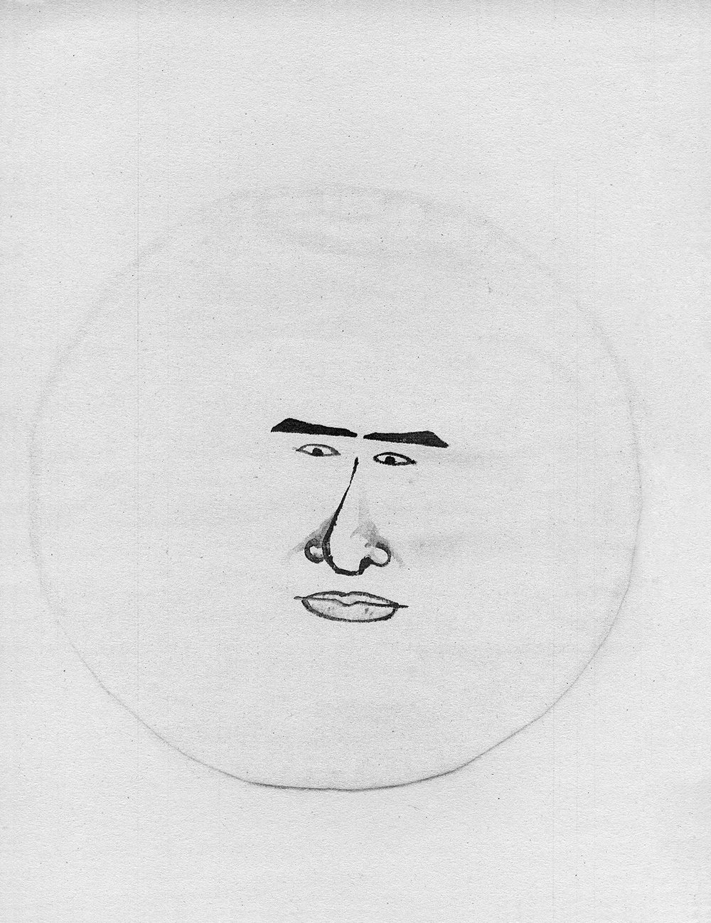 Human Imperfections - Mr. Big Head 1