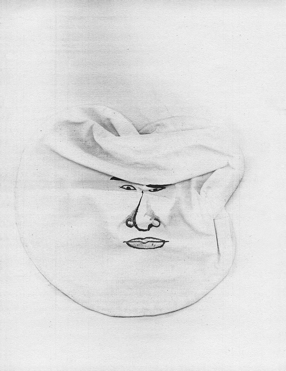 Human Imperfections - Mr. Big Head 2