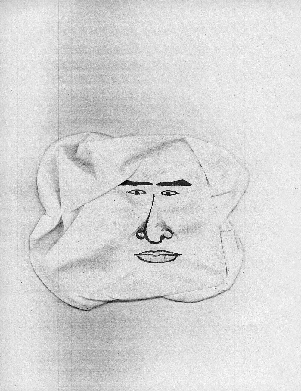 Human Imperfections - Mr. Big Head 3