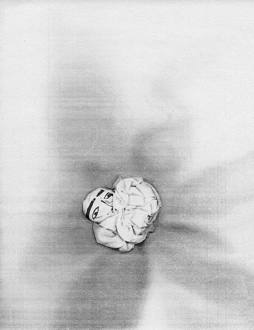 Human Imperfections - Mr. Big Head 6