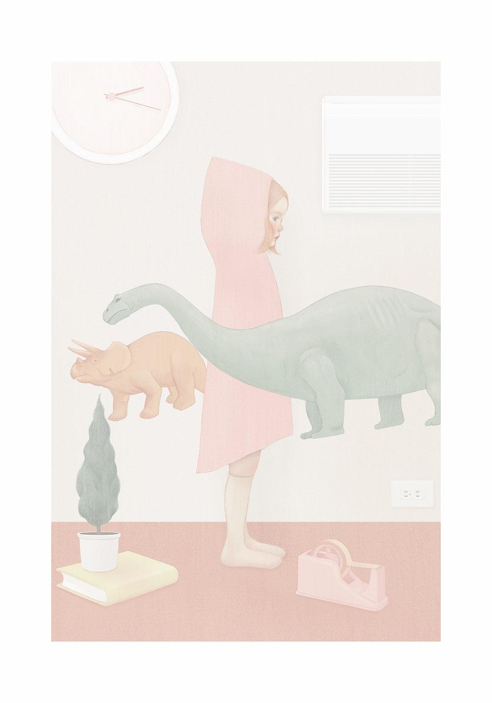 Dino Girl