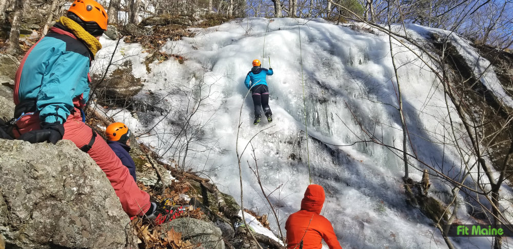 Things to do in a maine winter