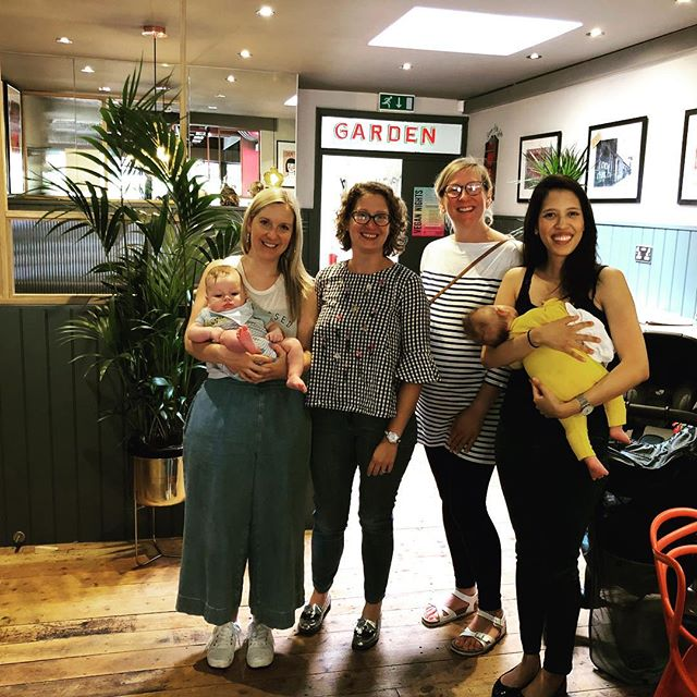 Today a few Calm Mamas, babas and bumps met for cake and caffeine @daisygreycoffee we ate delicious toasted banana bread and talked birth, babies and Love Island. #calmmamabr3 #mumslife #mumstuff #preggerslife #preggers #beckenham #bromley