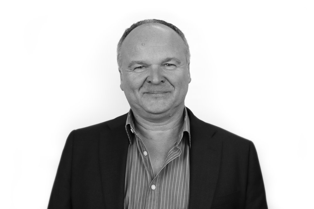 Martin Head - Programme Director, Communitiesand Director of Content