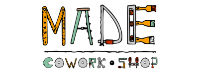 - MADE- Cowork * Shop222 W 2nd St., Bloomington, IN 47403(812) 650-3401