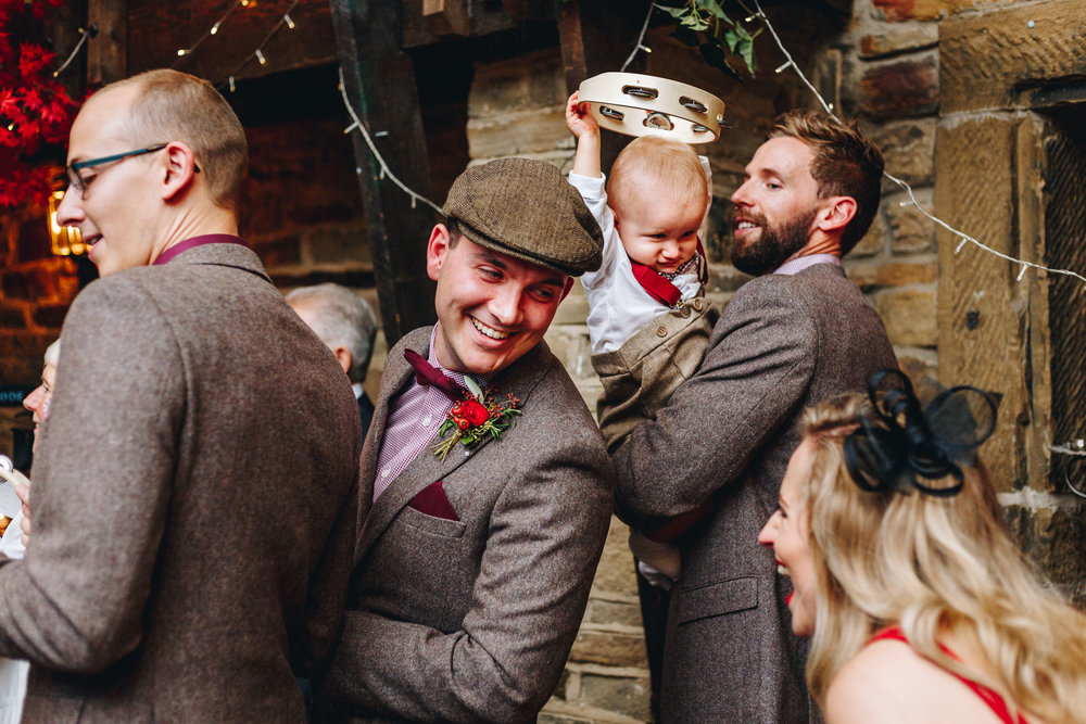 Cubley Hall Wedding Photographer Penistone Autumnal Wedding by Andy Matheson Photography_100.jpg