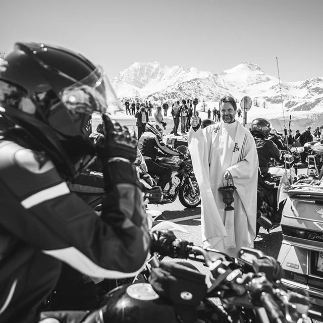 Goudron Bike Days #motorradsegnung #simplon