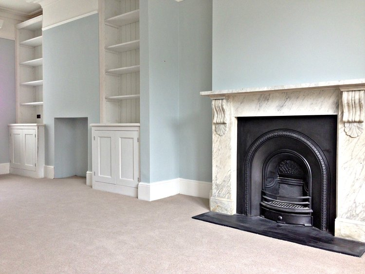 interior decorating fireplace brighton hove