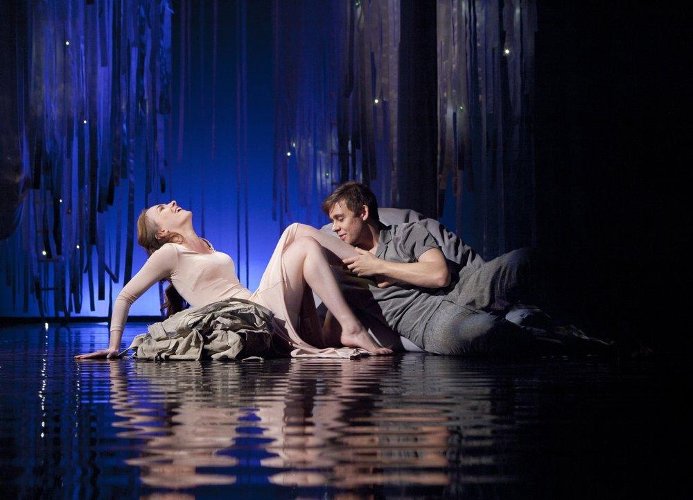 Divadlo Na Fidlovačce Theatre - William Shakespeare: Midsummer Night's Dream (directed by Kateřina Dušková) - Hermia