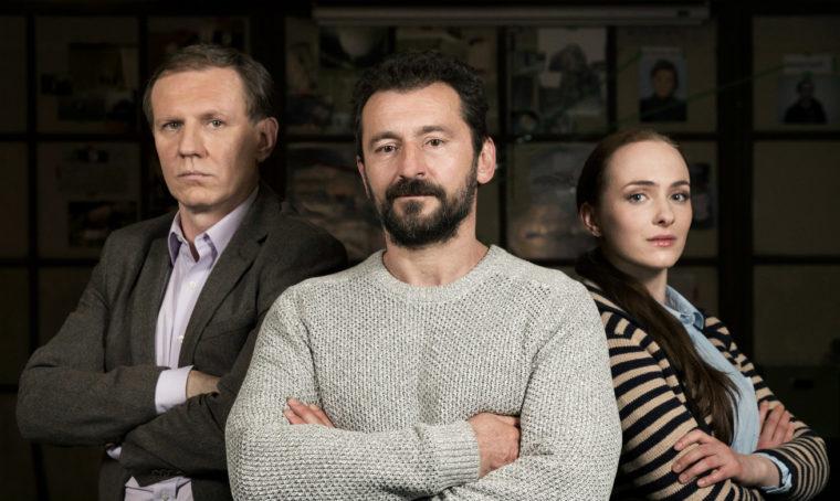 Spravedlnost {directed by. Peter Bebjak)- Lead /Lili, 2017, Česká televize, TV series