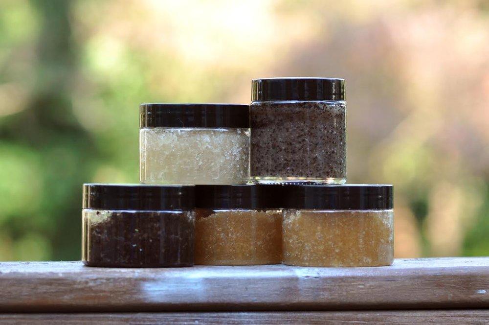 Sugar Scrubs - Lemon | Lavender | Mint EucalyptusShop