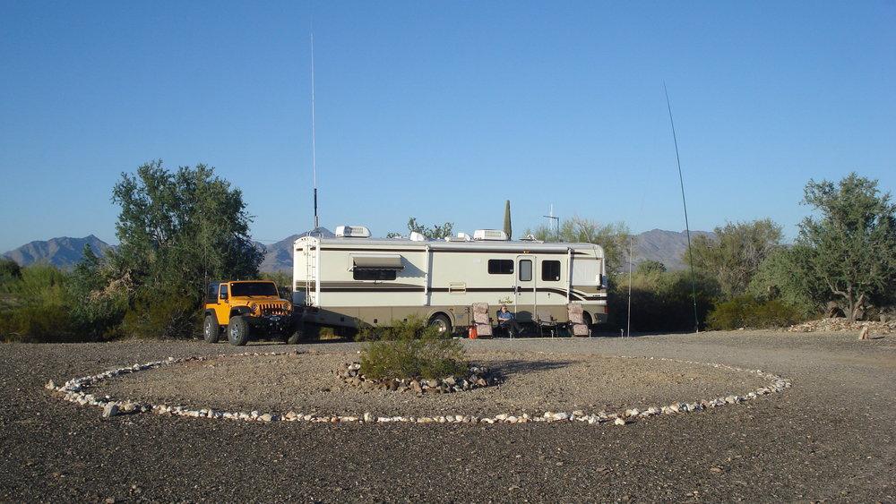 SFP in Quartzite, AZ