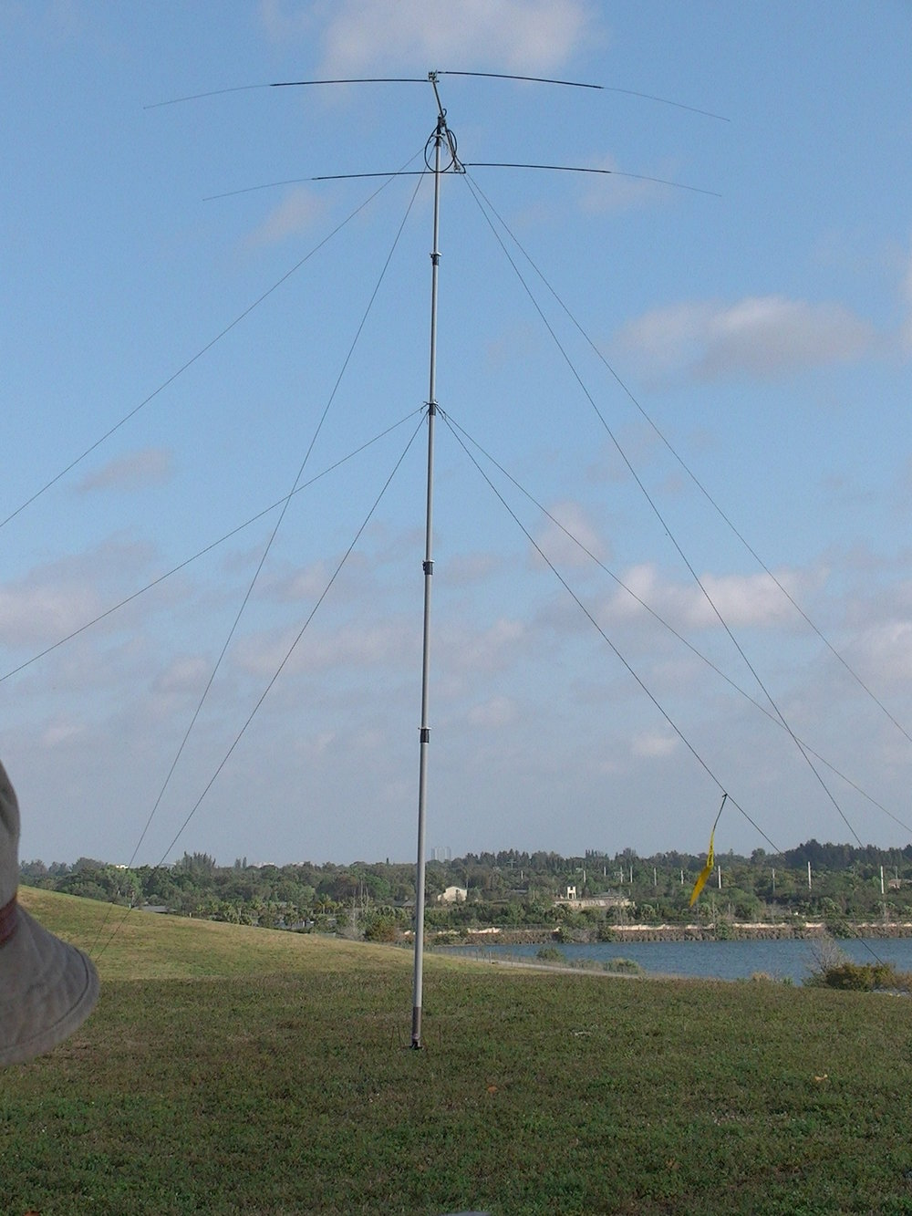 KM4OCC - Portable Beam Antenna