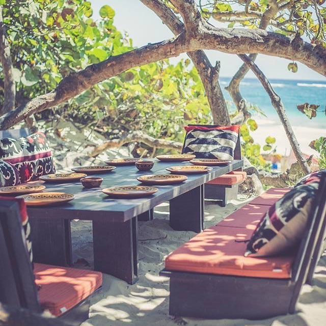 Tucked away on the beach road towards the Tulum ruins is a gem of a restaurant called Loyal Order.  Amazing Turkish food and cocktails ... #tulumrestaurants #tulum #kendalandgrace