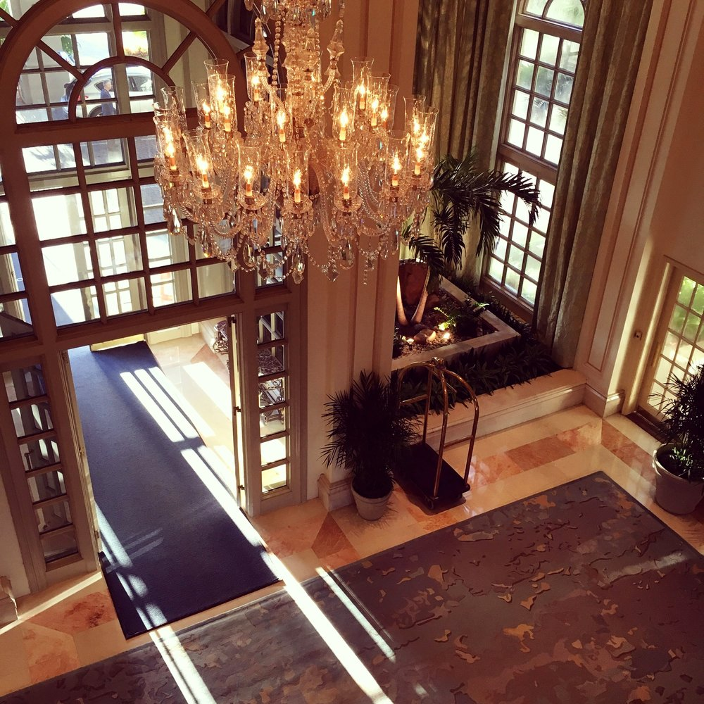 The Ritz-Carlton Naples Lobby