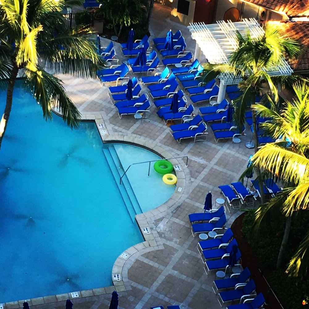 The Ritz-Carlton Naples Pool
