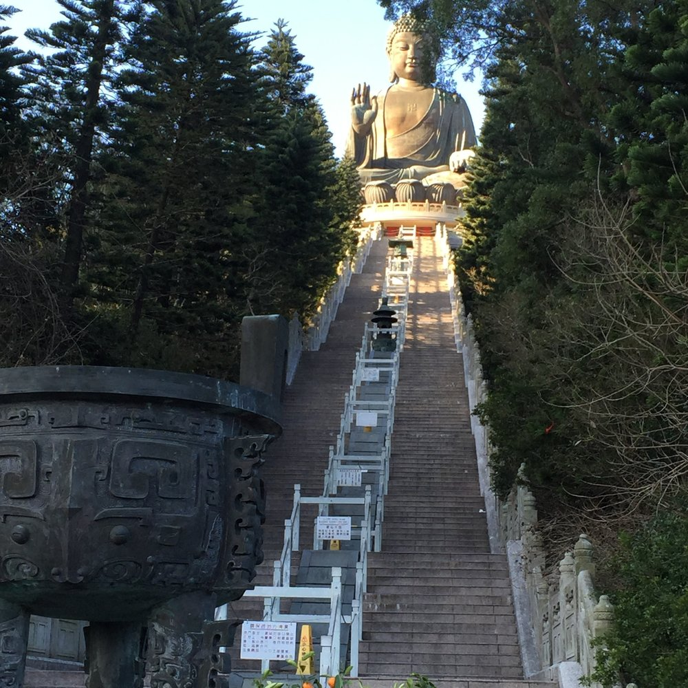 Best Time of Day to See The Big Buddha