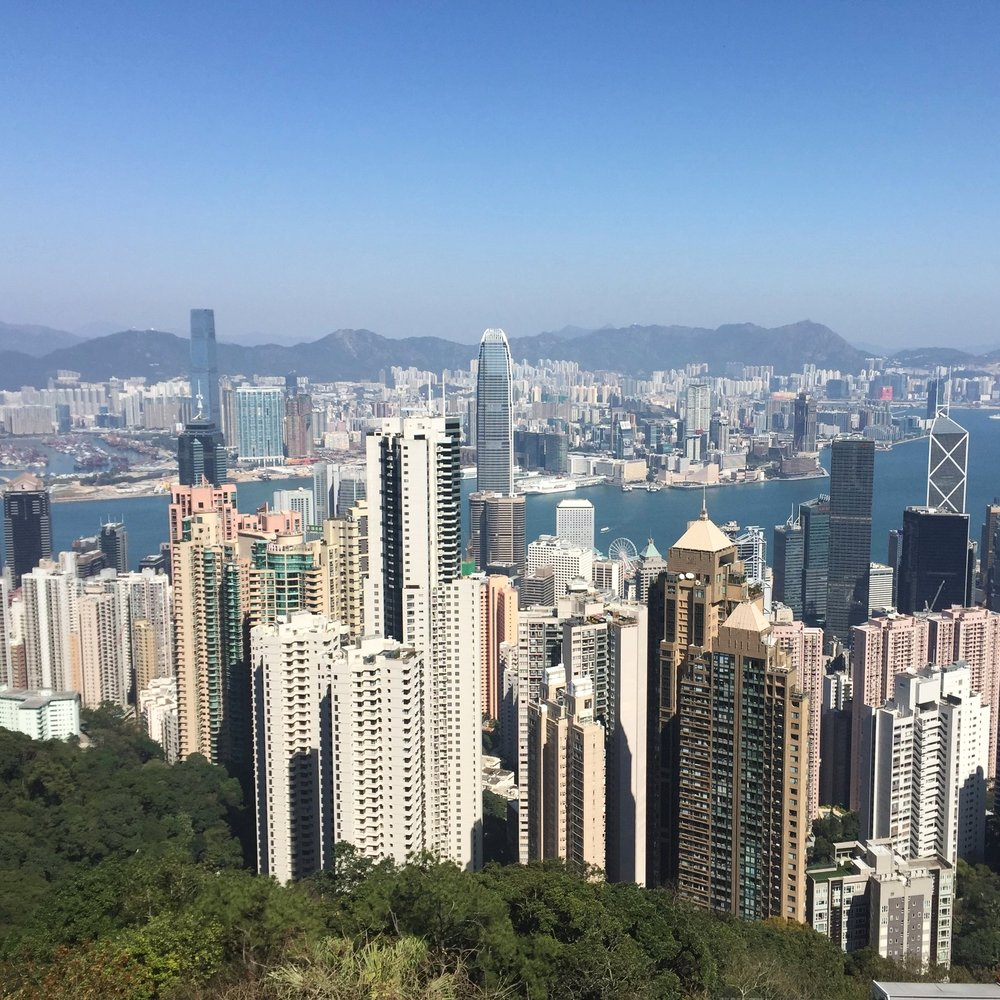 How to Get to The Top of Victoria Peak