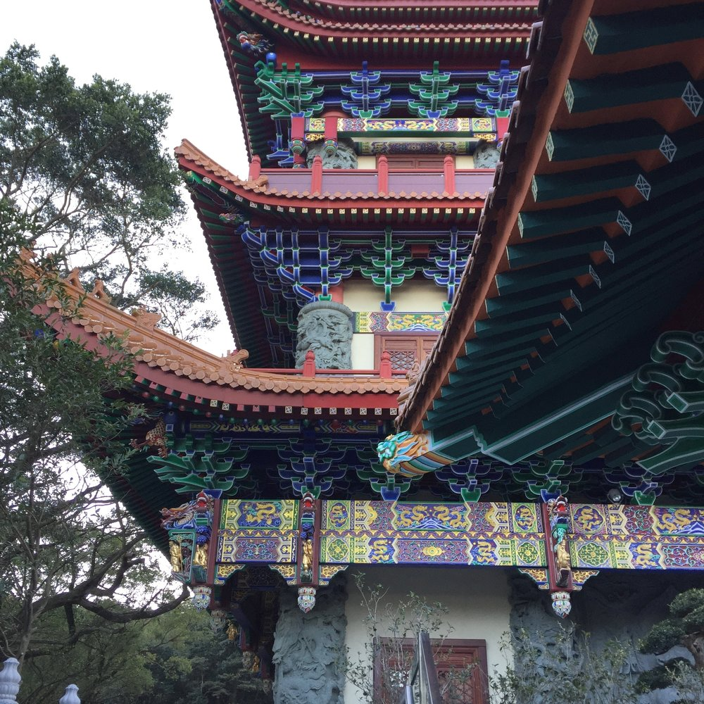 How to Get to Po Lin Monastery