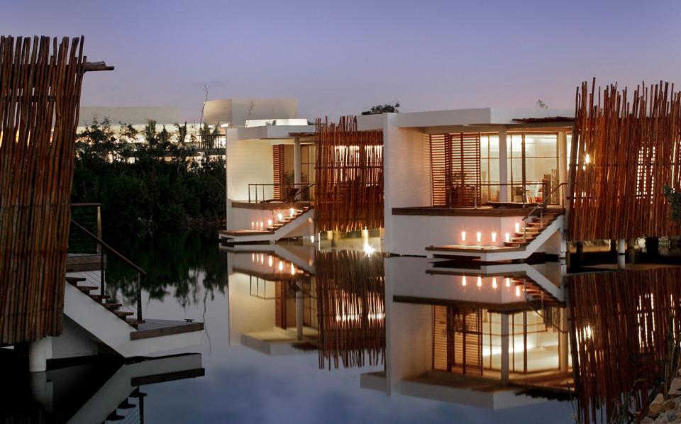 Rosewood Mayakoba Lagoon Suite