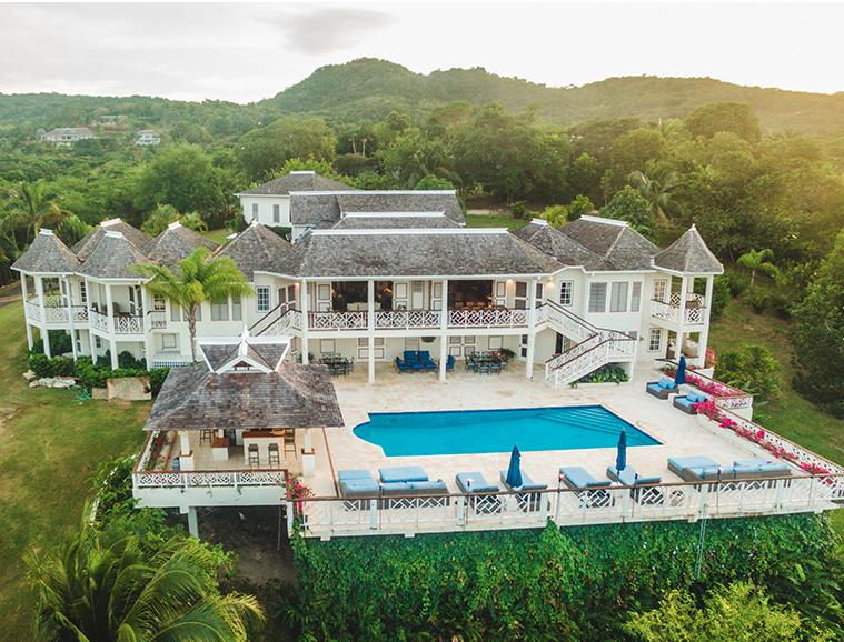 Tryall Club Luxury Villas