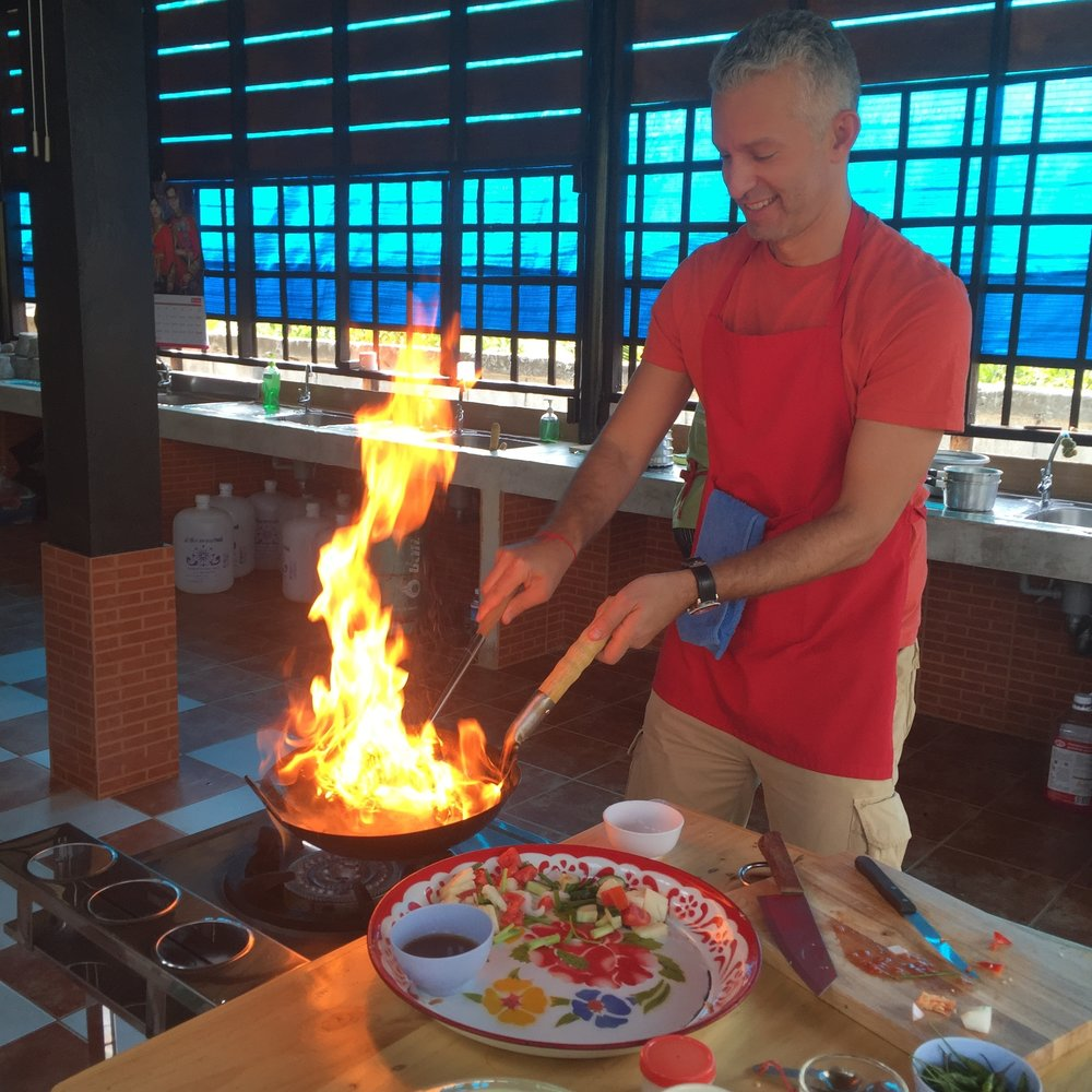 Travel advisors top pick for cooking school in Chiang Mai