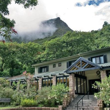 Belmond Sanctuary Lodge Peru